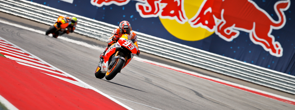 World Champion Marquez secures Austin pole