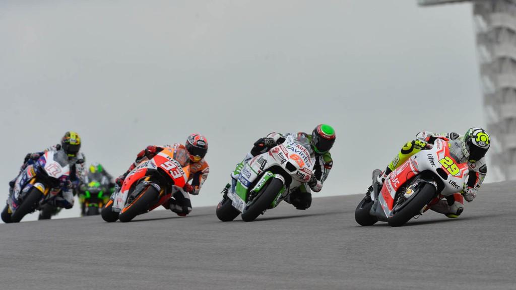 MotoGP, FP3