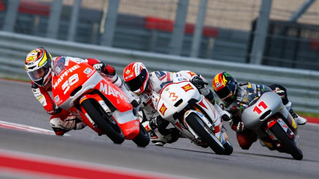 Moto3, FP3