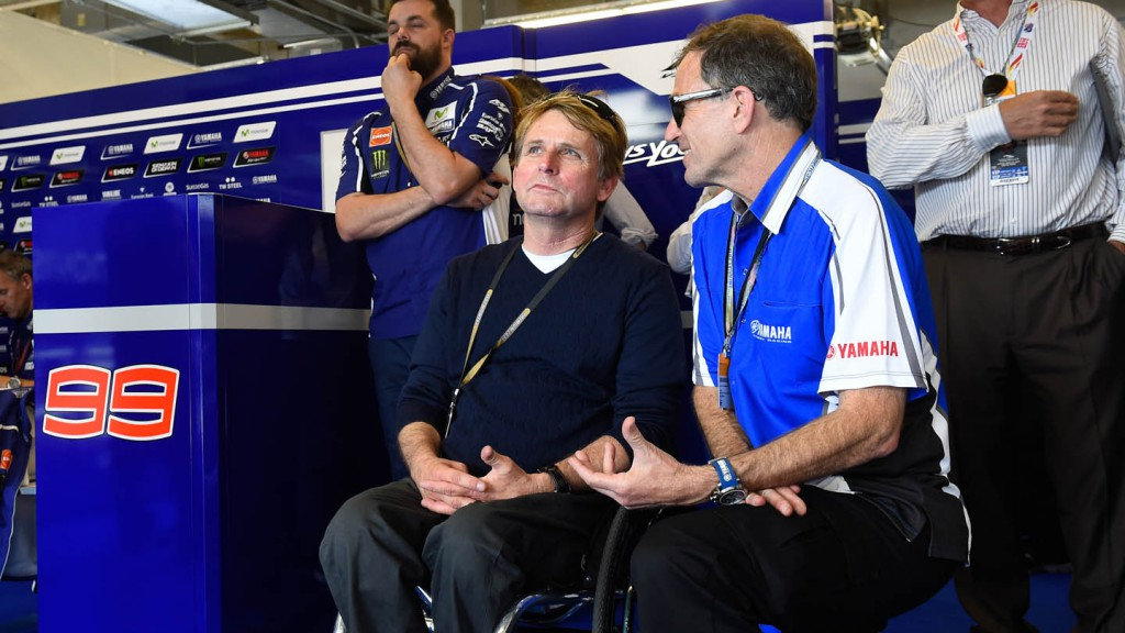 MotoGP Legend, Wayne Rainey