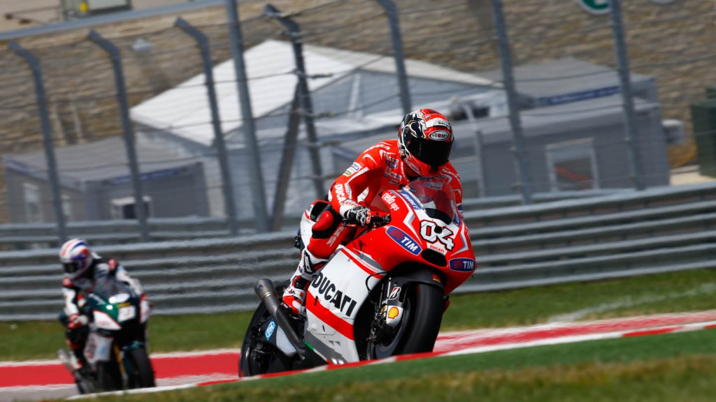 Andrea Dovizioso, Ducati Team, WUP
