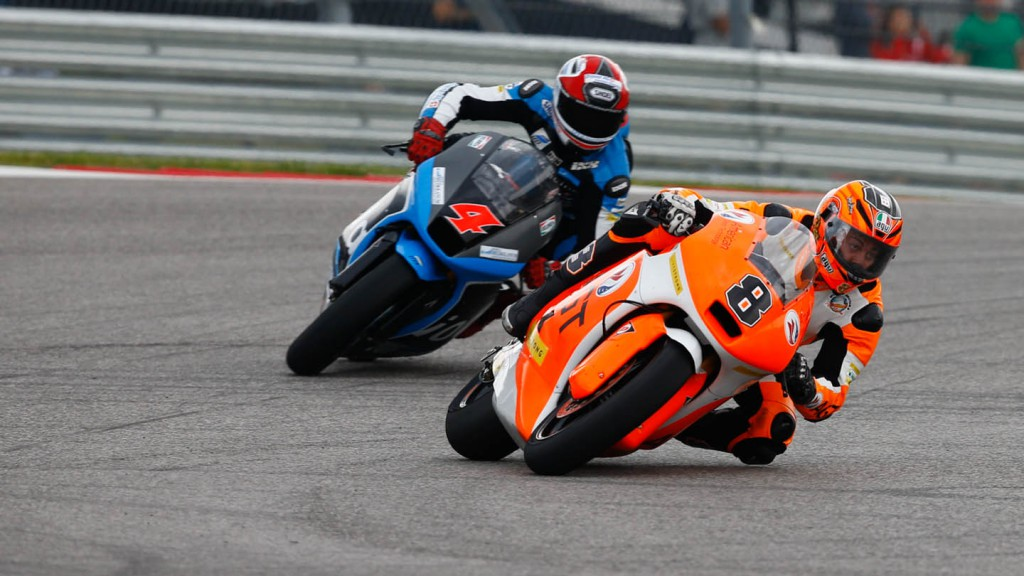 Rea, Krumenacher, AGT REA Racing, IodaRacing Project, Race