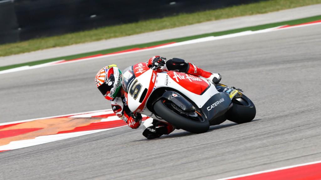 Johann Zarco, AirAsia Caterham Moto Racing, WUP