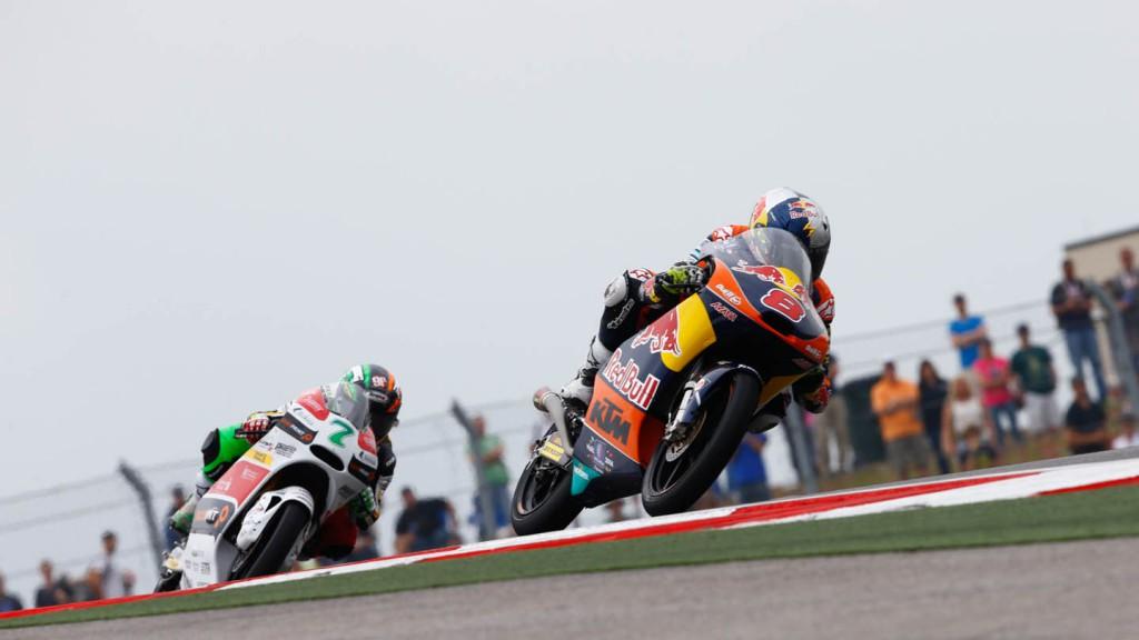 Miller, Vazquez, Red Bull KTM Ajo, SaxoPrint-RTG, Race