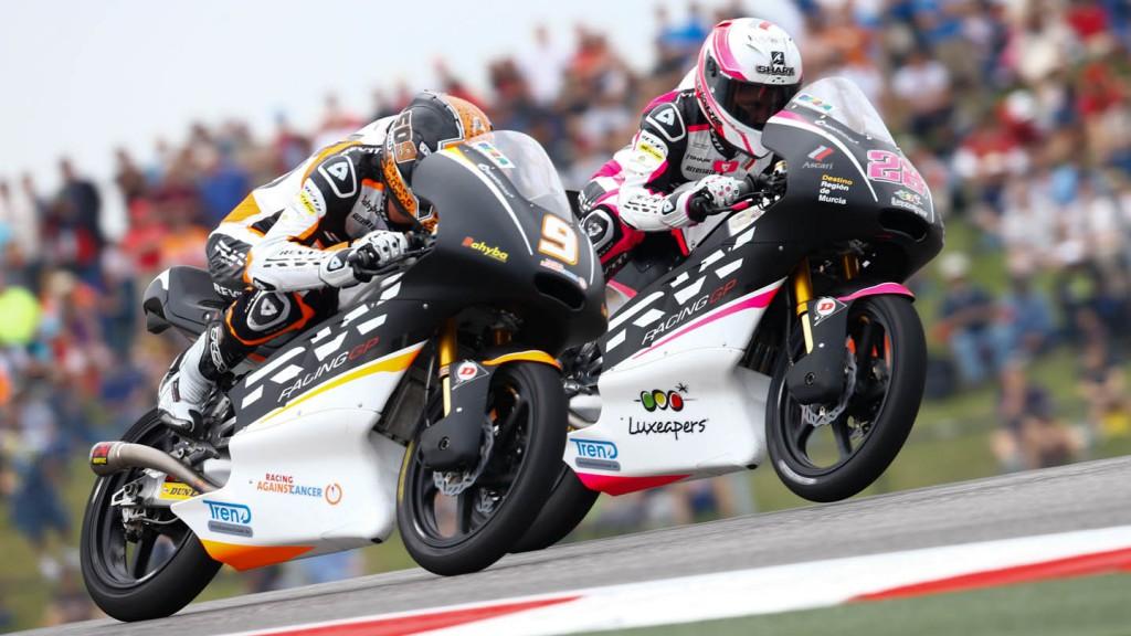Carrasco, Deroue, RW Racing GP, Race