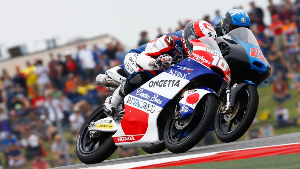 Masbou, Bagnaia, Ongetta-Rivacold, SKY Racing Team VR46, Race