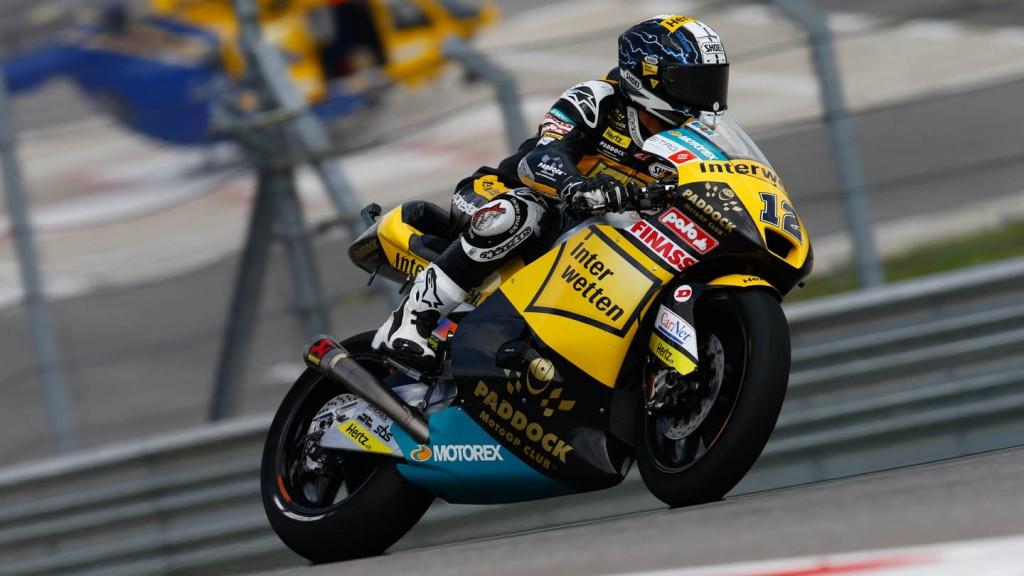 Thomas Luthi, Interwetten Paddock Moto2, QP