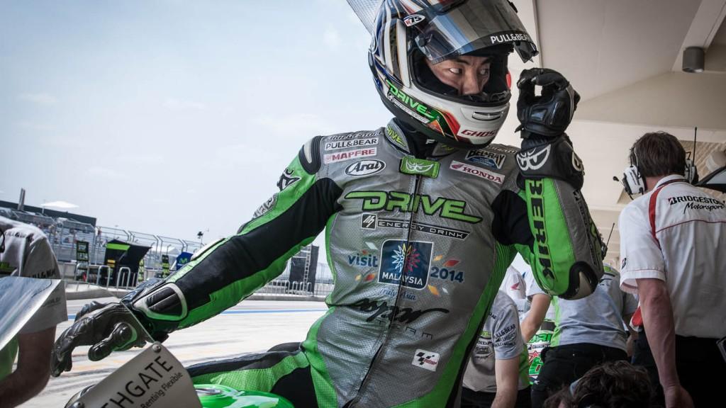 Hiroshi Aoyama, Drive M7 Aspar, Q1  © Copyright Scott Jones, PHOTO.GP