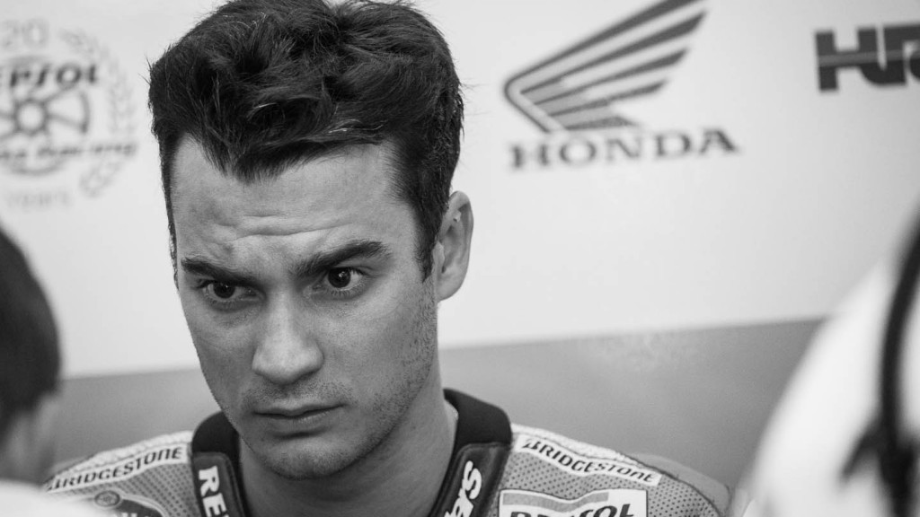 Dani Pedrosa, Repsol Honda Team, Q2  © Copyright Scott Jones, PHOTO.GP