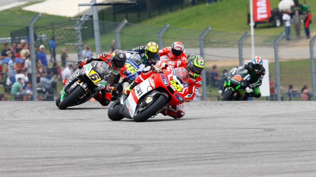 MotoGP, Race