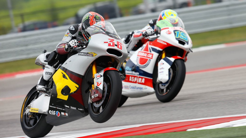 Kallio, Simeon, Marc VDS Racing Team, Federal Oil Gresini Moto2, Race