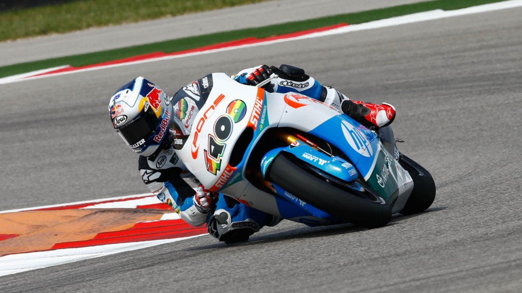 Maverick Viñales, Pons HP 40, Race