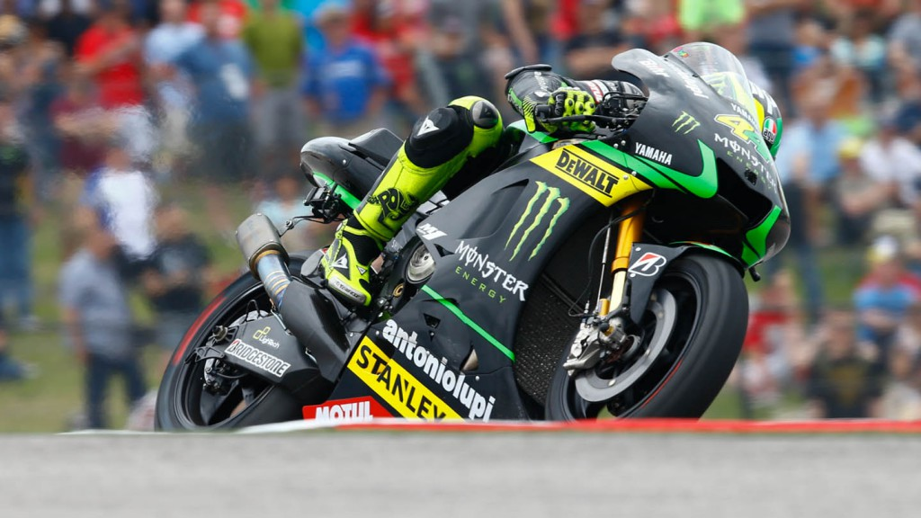 Pol Espargaro, Monster Yamaha Tech 3, Race