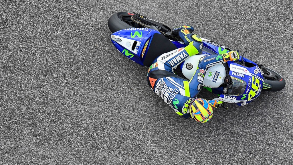 Valentino Rossi, Movistar Yamaha MotoGP, Race