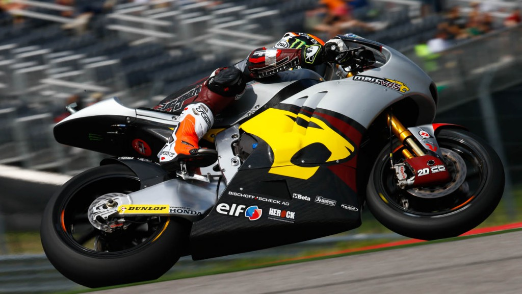 Esteve Rabat, Marc VDS Racing Team, QP