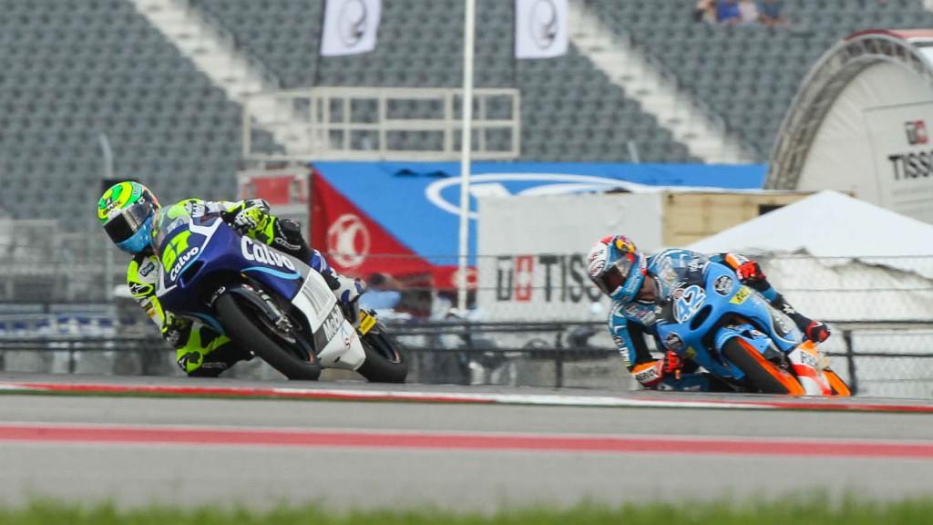 Eric Granado, Calvo Team, Race
