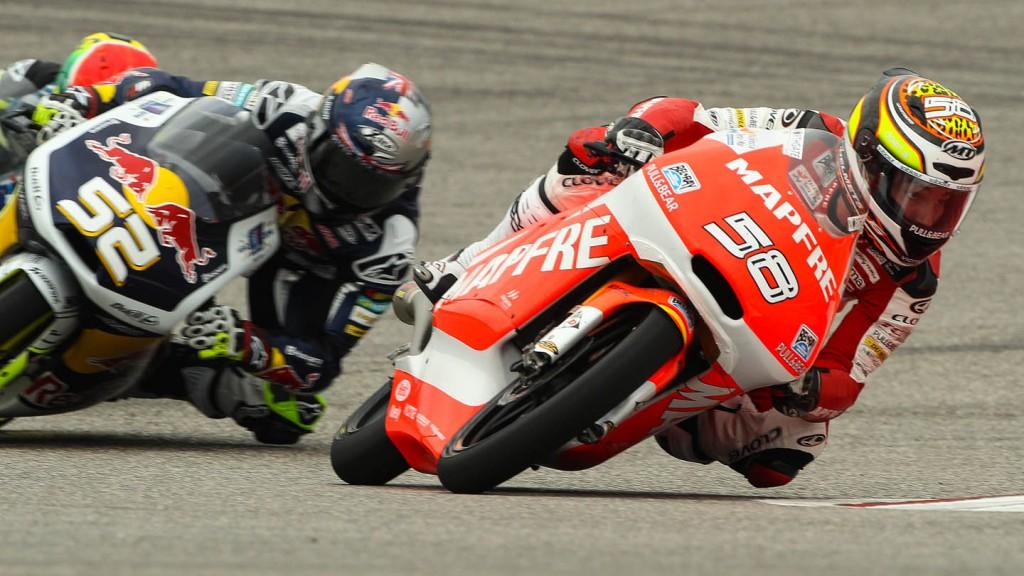 Juanfran Guevara, Mapfre Aspar Team Moto3, Race