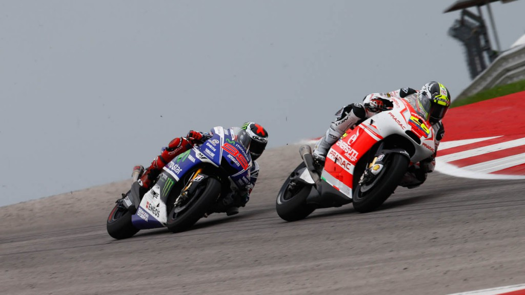 Hernandez, Lorenzo, Pramac Racing, Movistar Yamaha MotoGP, Race