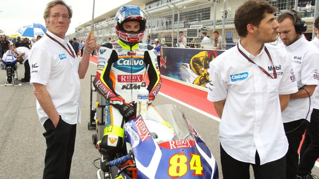 Jakub Kornfeil, Calvo Team, Race