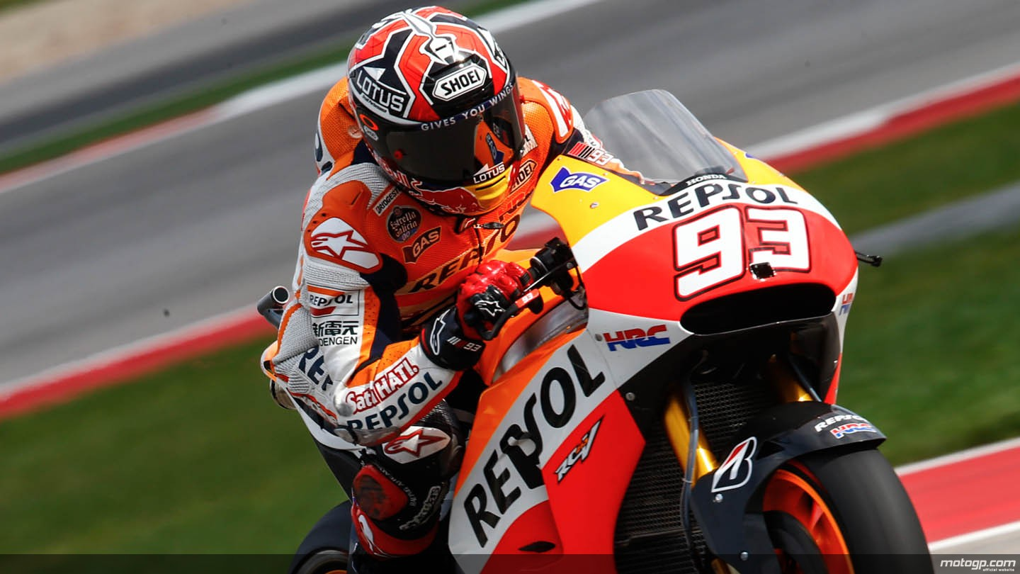 Hasil Race MotoGP Austin, 13 April 2014