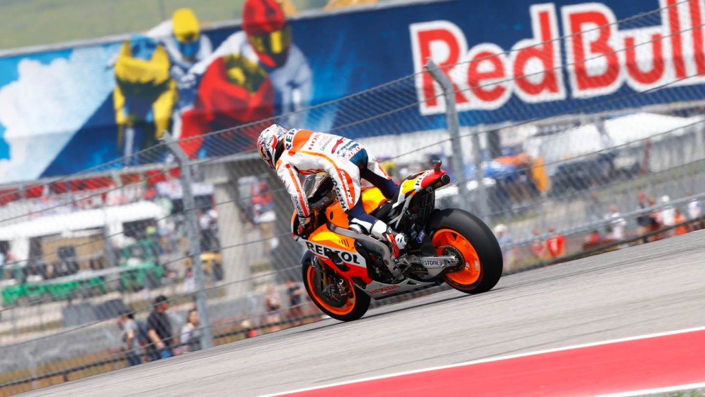 Dani Pedrosa, Repsol Honda Team, WUP