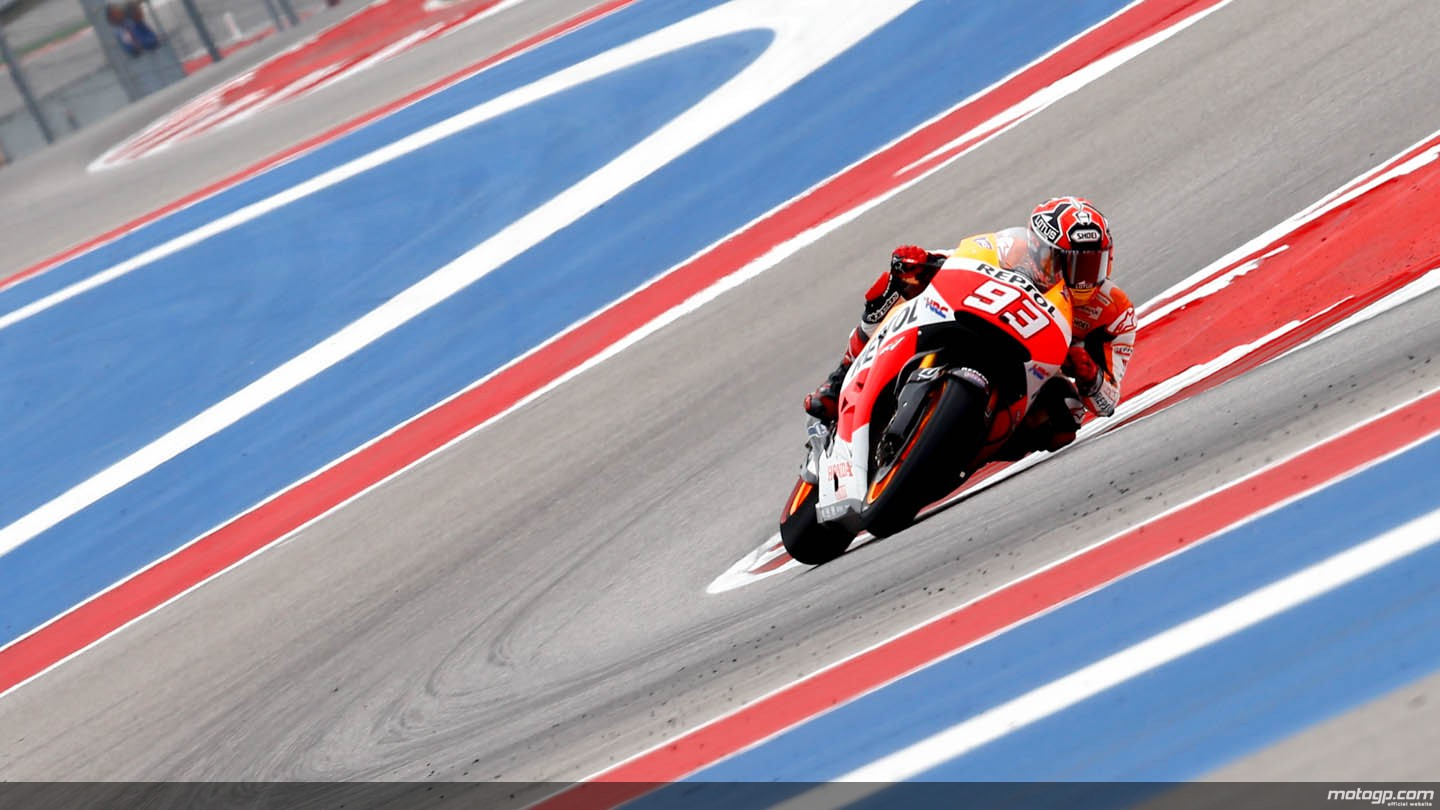 Video Full Race MotoGP Austin 2014