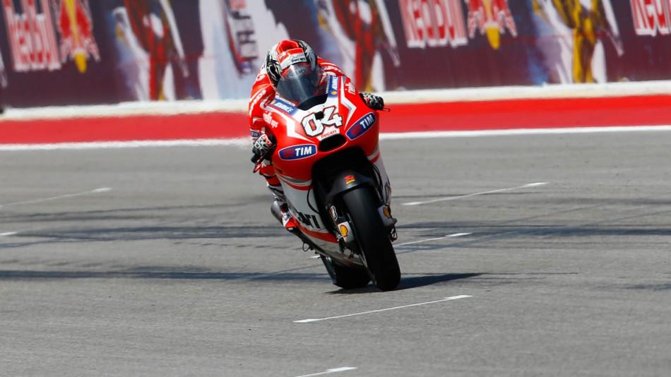 Andrea Dovizioso, Ducati Team, Race
