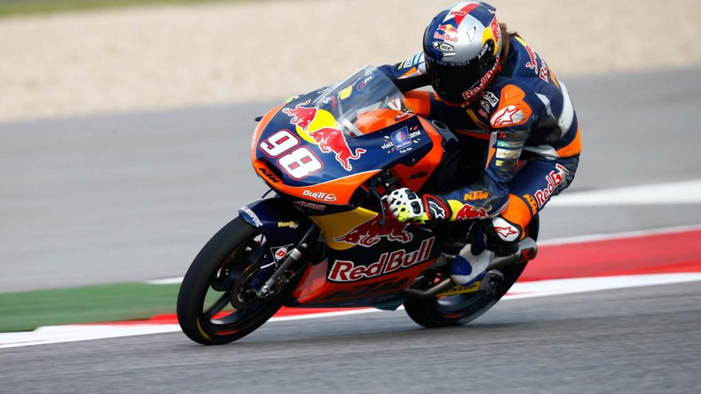 Karel Hanika, Red Bull KTM Ajo, QP