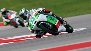Enea Bastianini, Junior Team GO&FUN Moto 3, QP
