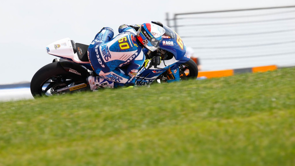 Julian Simon, Italtrans Racing Team, QP