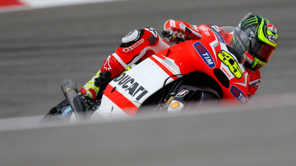 Cal Crutchlow, Ducati Team, Race