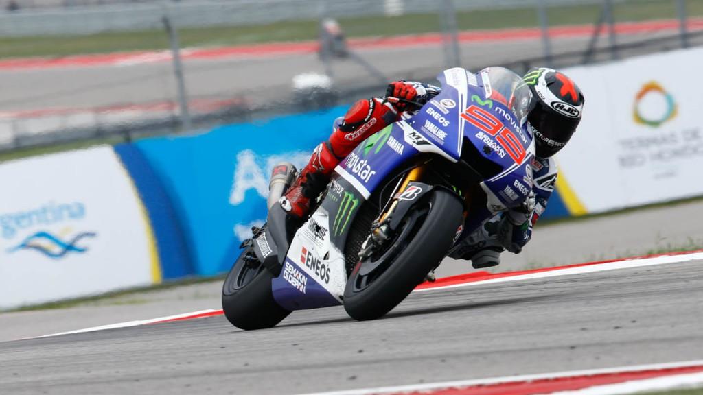 Jorge Lorenzo, Movistar Yamaha MotoGP, Race