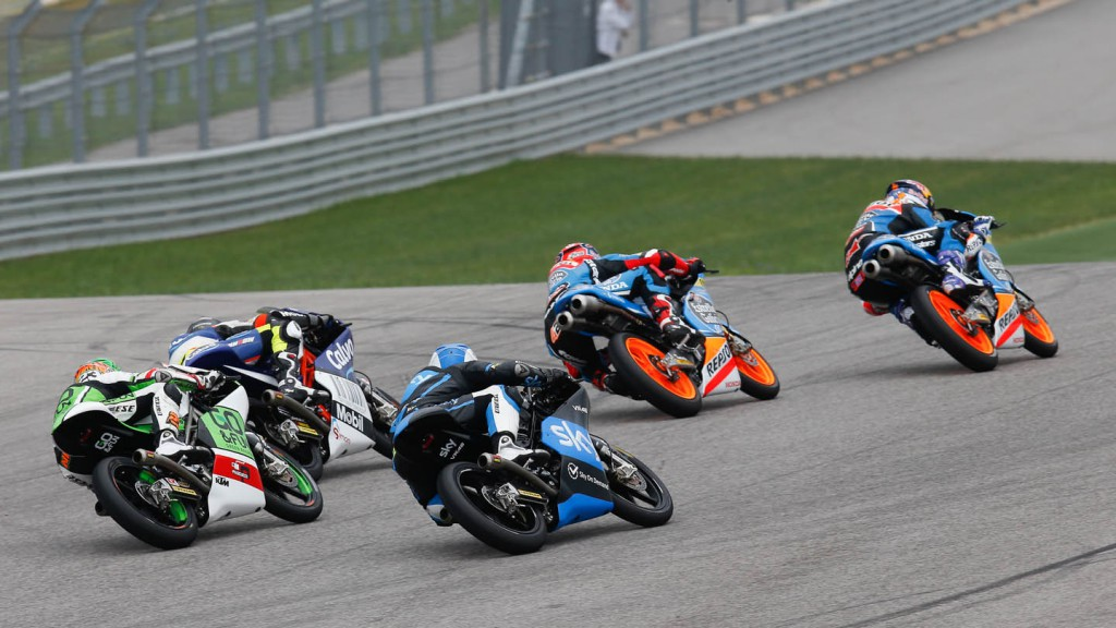 Moto3 Group, Race