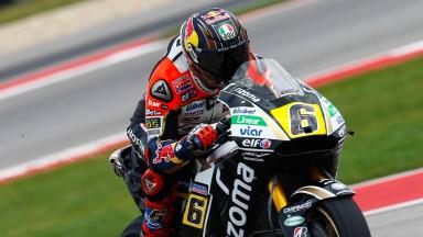 Stefan Bradl, LCR Honda MotoGP, Race