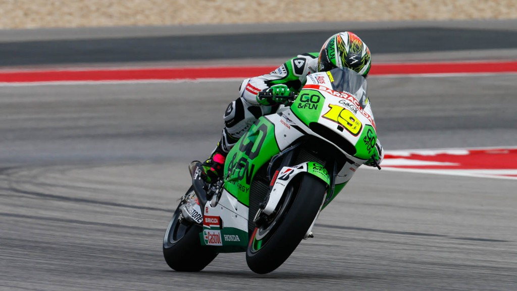 Alvaro Bautista, GO&FUN Honda Gresini, Race