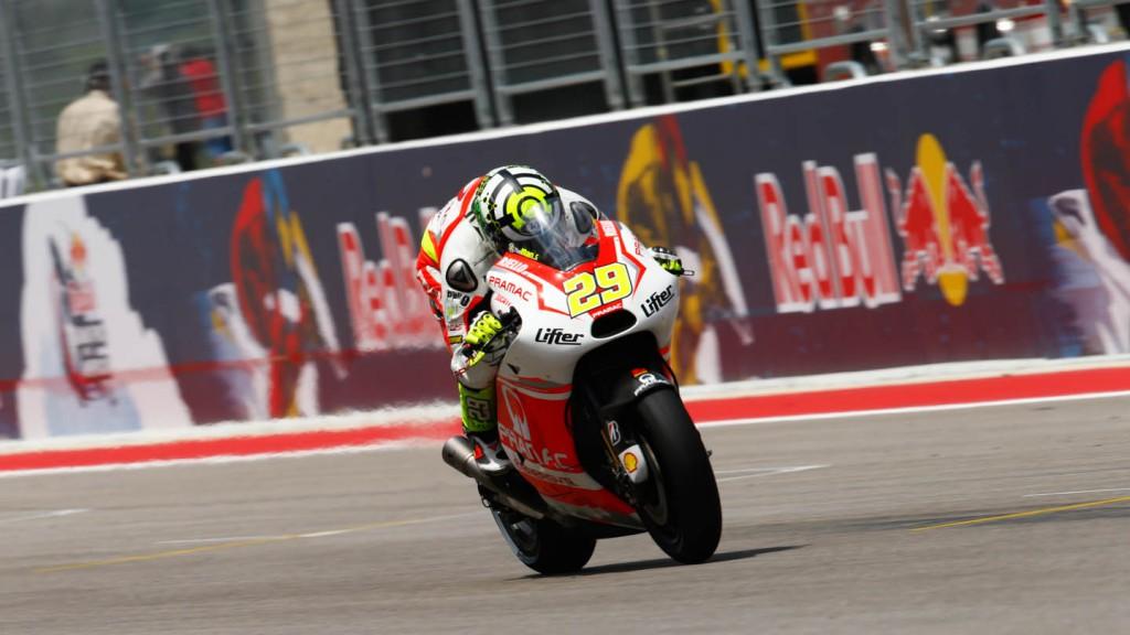 Andrea Iannone, Pramac Racing, Race
