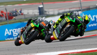 Smith, Espargaro, Monster Yamaha Tech 3, Race