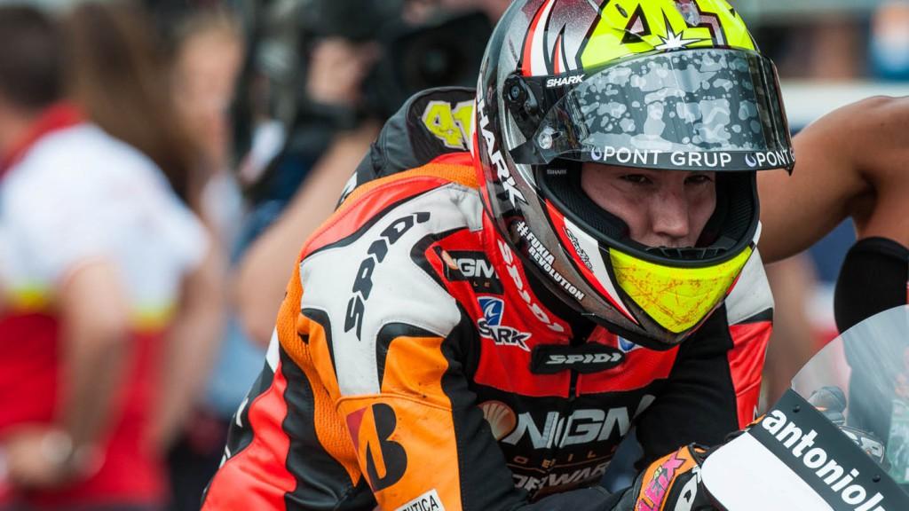 Aleix Espargaro, NGM Forward Racing, Race © Scott Jones, PHOTO.GP