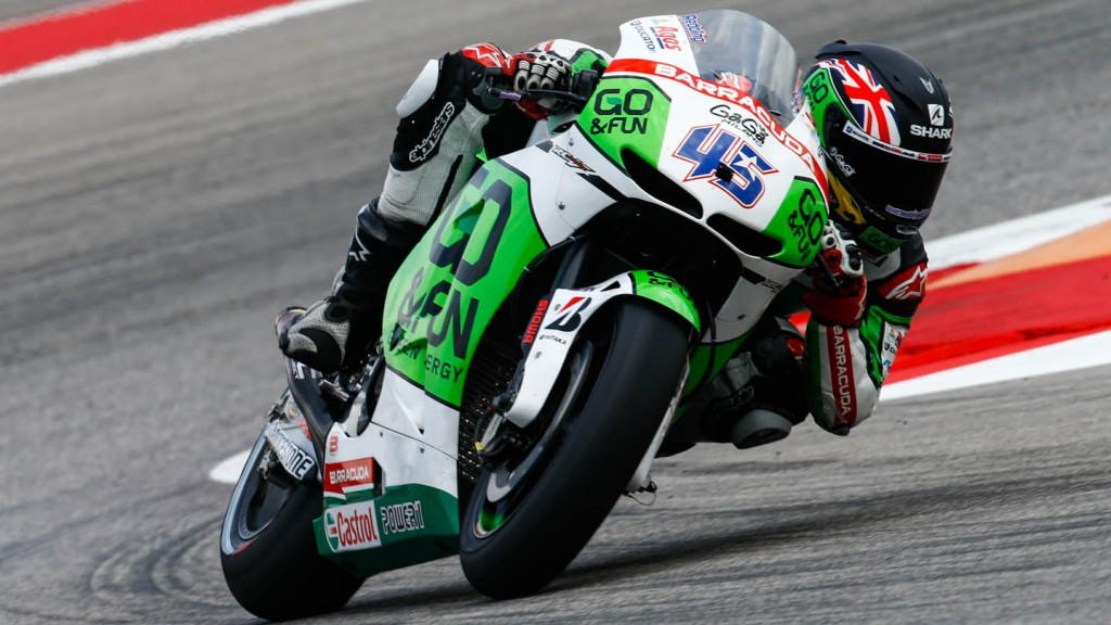 Scott Redding, GO&FUN Honda Gresini, Race