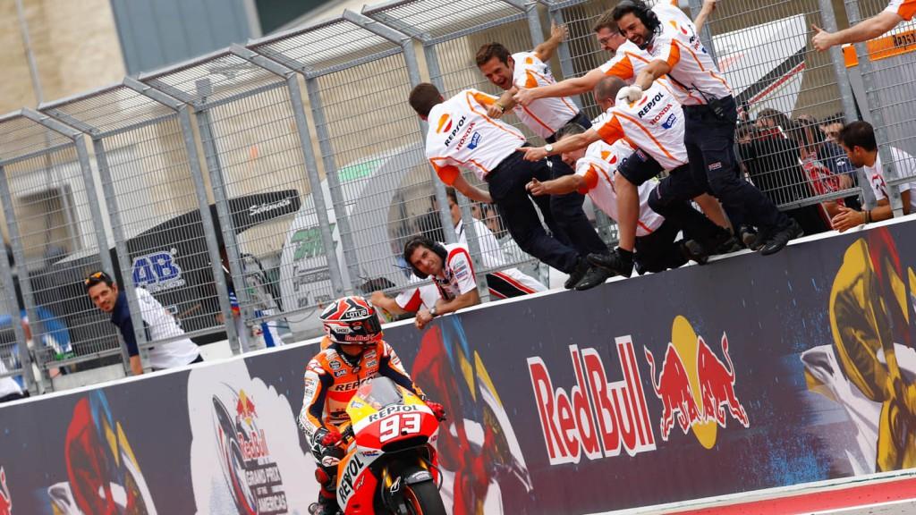 Marc Marquez, Repsol Honda Team, Race