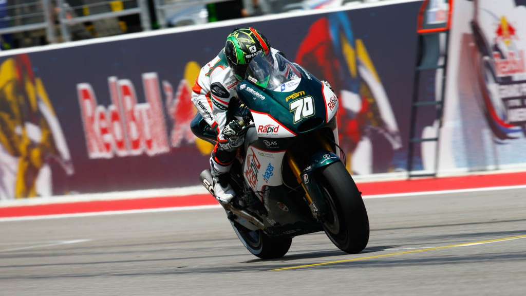 Michael Laverty, Paul Bird Motorsport, Race