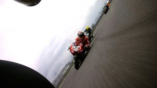 2014 Americas race from OnBoard point of view