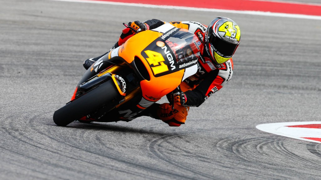 Aleix Espargaro, NGM Forward Racing