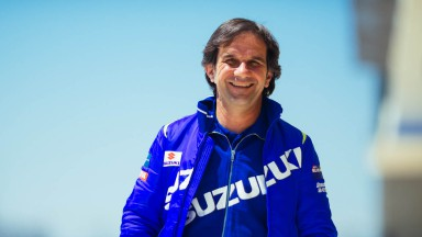 Davide Brivio, Suzuki MotoGP Test Team