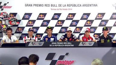 Gran Premio Red Bull de la República Argentina: Pre-event Press Conference