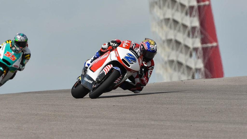 Josh Herrin, AirAsia Caterham Moto Racing