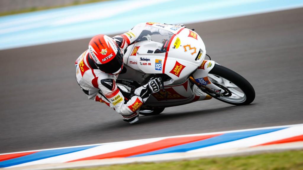 Matteo Ferrari, San Carlo Team Italia, ARG FP2