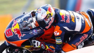 Jack Miller, Red Bull KTM Ajo, ARG FP2