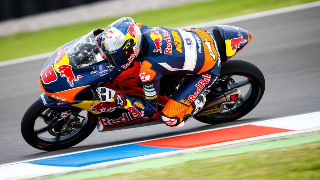 Jack Miller, Red Bull KTM Ajo, ARG FP1