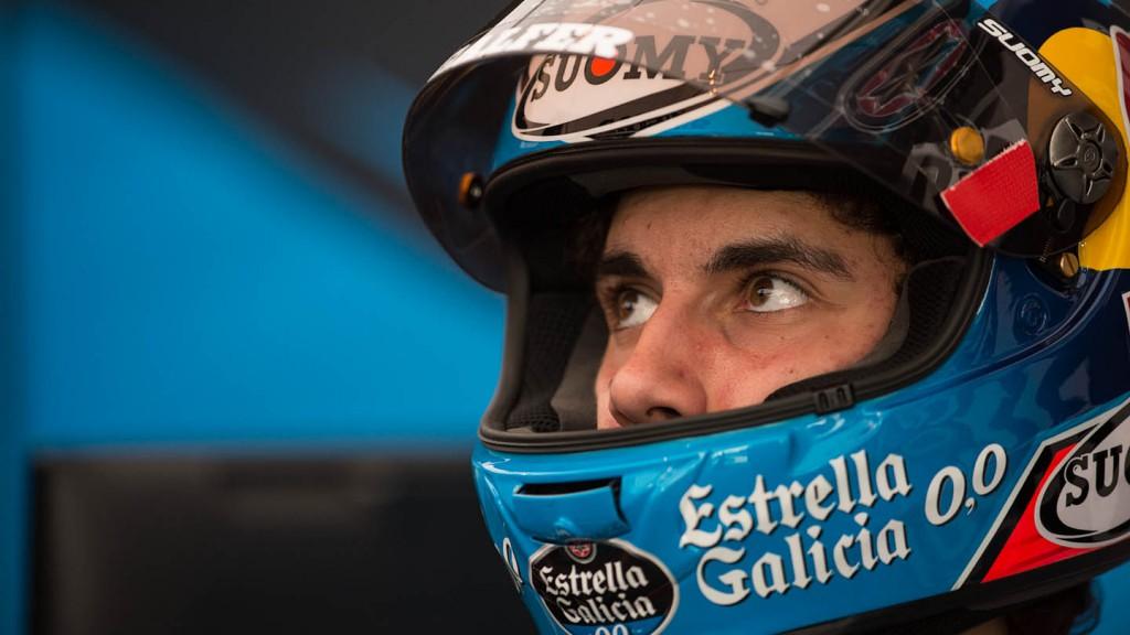 Alex Rins, Estrella Galicia 0,0, ARG FP2